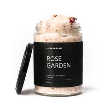 Sůl do koupele Rose Garden