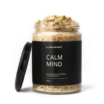 Sůl do koupele Calm Mind