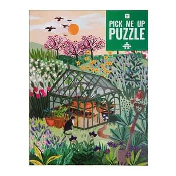 Puzzle Pick Me Up Gardening - 1000 dílků
