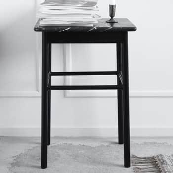 Odkladací stolík Regance Black