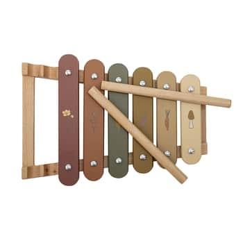 Dřevěný xylofon Dax Brown