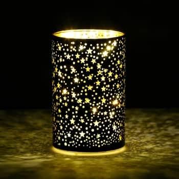 Kovová LED lucerna Etoile