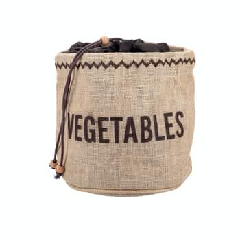 Jutový pytlík na zeleninu Vegetable Jute Sack