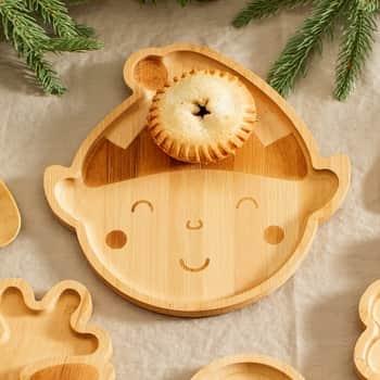 Bambusový talířek Elf