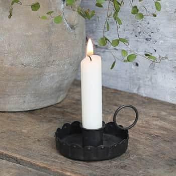 Svícínek souškem Antique Black