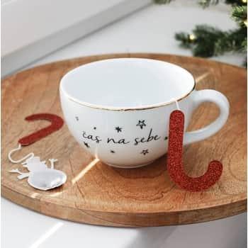 Vánoční čaj Snowman 5 ks