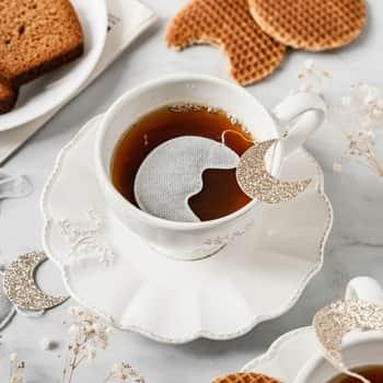 Čaj rooibos sčerveným pomerančem Moon 5 ks