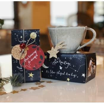 Černý čaj Stars Earl Grey 15 ks
