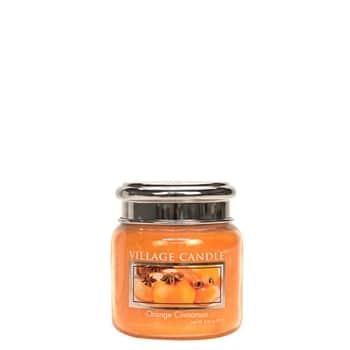 Svíčka Village Candle - Orange Cinnamon 92g