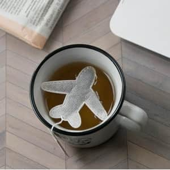 Černý čaj Plane English Breakfast 5 ks