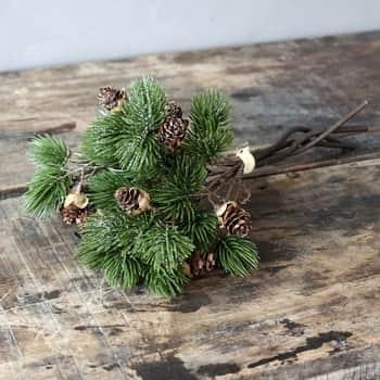 Umělá dekorativní větvička Cedar