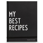 Kniha na recepty My Best Recipes