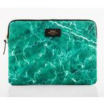 Obal na 13'' notebook Green Marble