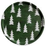 Fine Little Day / Podnos Gran Forest green 31 cm